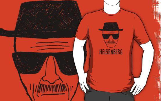 HEISENBERG - BREAKING BAD - WALTER WHITE  by JohnFlickster