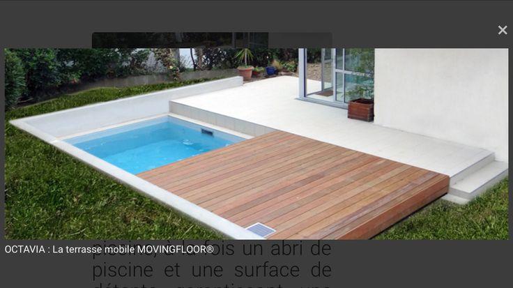Terrasse mobile