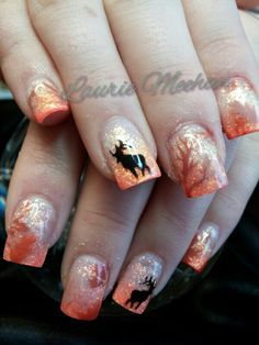 The 25 best hunting camo nails ideas on pinterest camo nails hunting camo gel nail art google search prinsesfo Choice Image