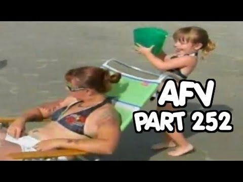 ☺ AFV Part 252 (NEW!) America's Funniest Home Videos (Funny Clips Fail Montage Compilation) - YouTube