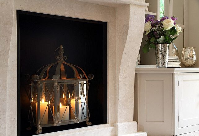 17 best empty fireplace ideas on pinterest candle