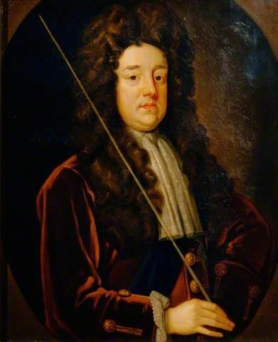 Sidney Godolphin, 1st Earl of Godolphin (1645–1712), Financier #hotelinteriordesigns