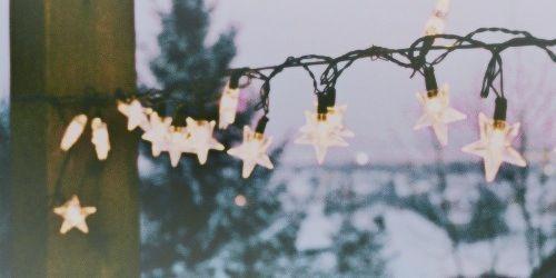 Fairy Lights Twitter Header