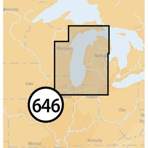 NAVIONICS Platinum+ Charts Lower 48 States and Hawaii (Micro SD) - Lake Michigan, MSD/646P+ Sale Price: $139.99 (26% Off-Ends 09/10/17) http://zpr.io/PQY2B  #Boats #Boating #Deals