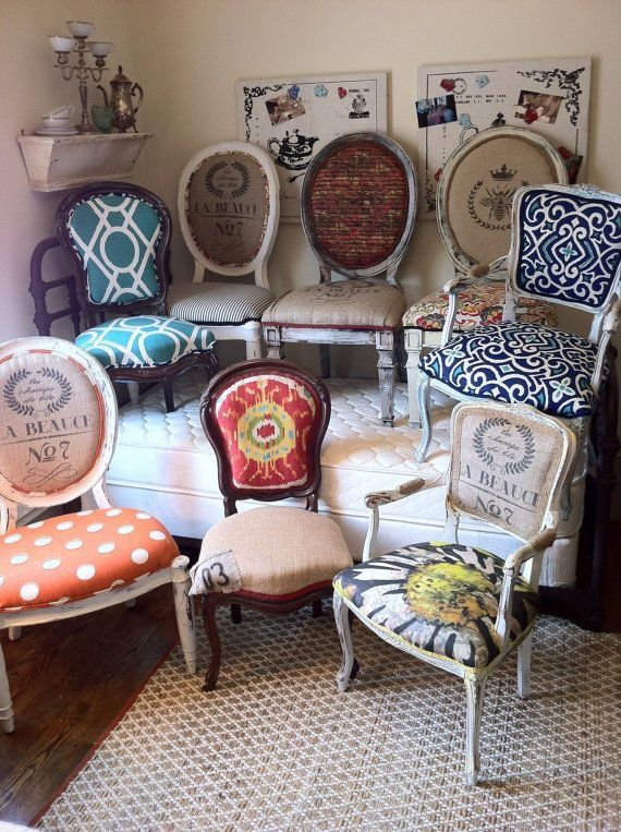 Cottage Life — aquietcottagelife:   These chairs with a farmhouse...