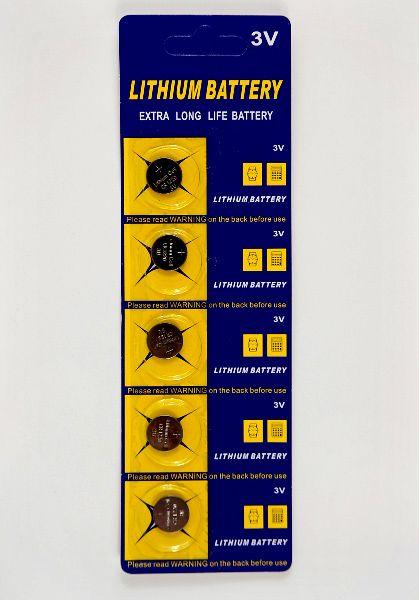 Fairy Berries Batteries CR-1220 3-V battery (5 batteries/pkg)