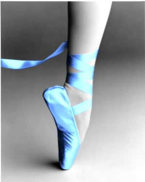 not a fan of ballet, but I like the idea of editing photos so they suit our color scheme of black/white/gray/aqua