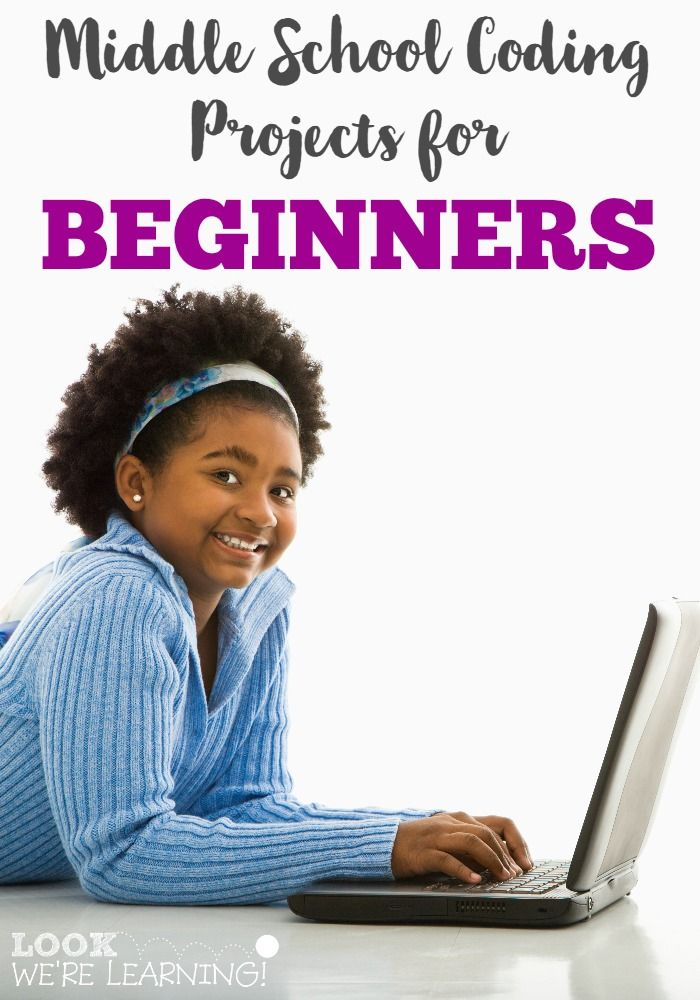 10 Middle School Coding Projects for Beginners