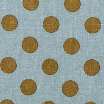 Baumwolle Blau Olive
