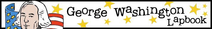 Free George Washington Lapbook, Patriotic File Folder Games, Election Notebook Printables + More! | Free Homeschool Deals ©
