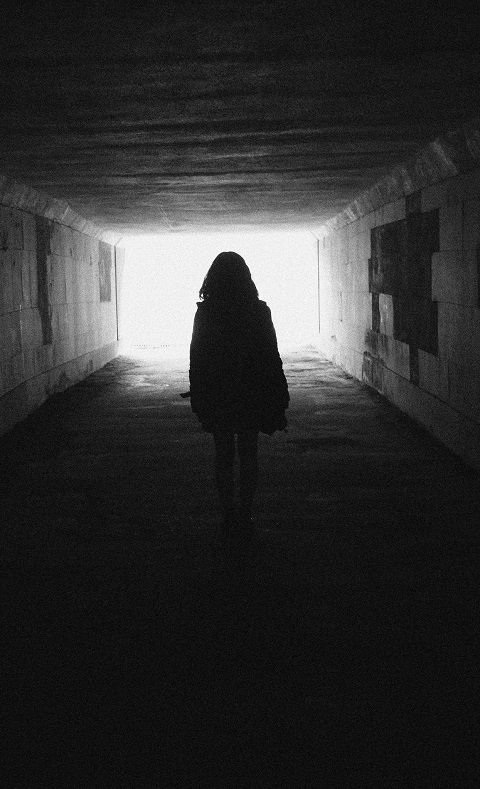 """""""A tunnel is only as long as the person who walks it decides. There will always be a light at the end, it's just the outcome it illuminates which varies.""""  (Kevin Waldron, 2016)"""