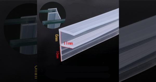 Cheap Glass Door Strip Buy Quality Shower Door Seal Strip Directly From China Seal Shower Suppliers Weatherstrip Window Seal Shower Door Seal Door Stripping