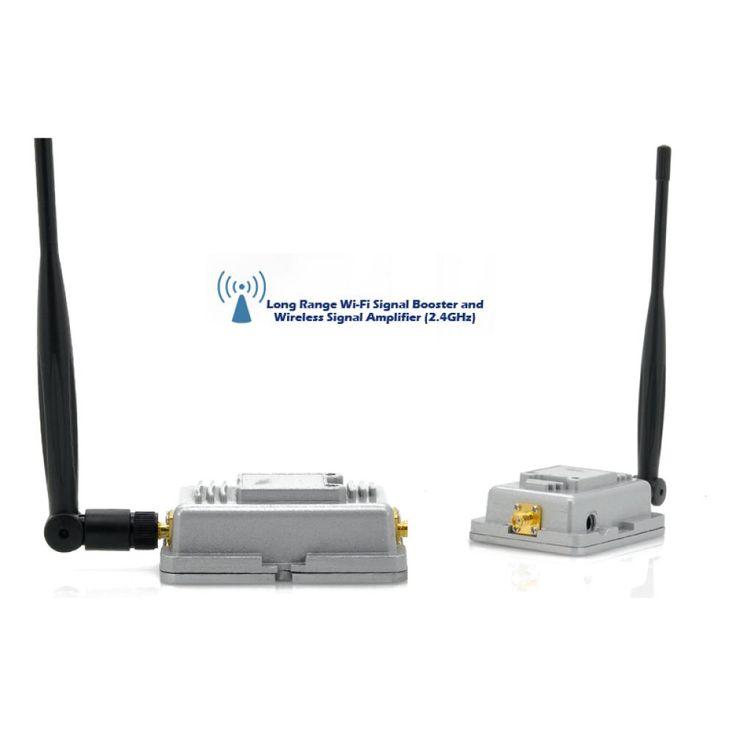 Amplifier signal wifi pc portable