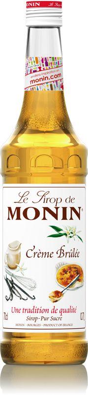 monin-sirop-crème brulée-cocktail