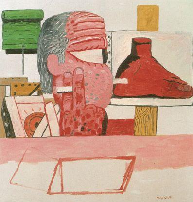 Philip Guston - WikiArt.org - encyclopedia of visual arts