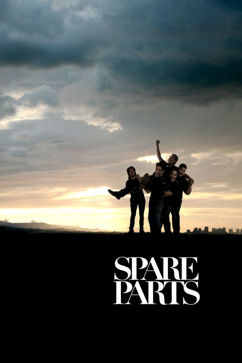 Spare Parts Full Movie English Subs HD720 check out here : http://movieplayer.website/hd/?v=3233418 Spare Parts Full Movie English Subs HD720  Actor : George Lopez, Marisa Tomei, Jamie Lee Curtis, Carlos PenaVega 84n9un+4p4n