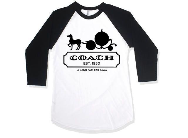 Pumpkin Coach Raglan T-Shirt   Disney Clothes and jewelry ...