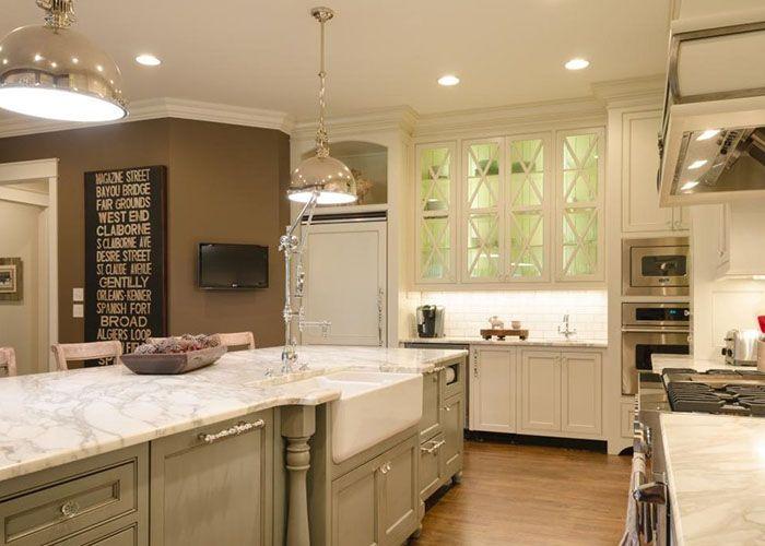 Practical Kitchen Layout Design