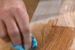 nos méthodes pour éclaircir et décolorer du bois