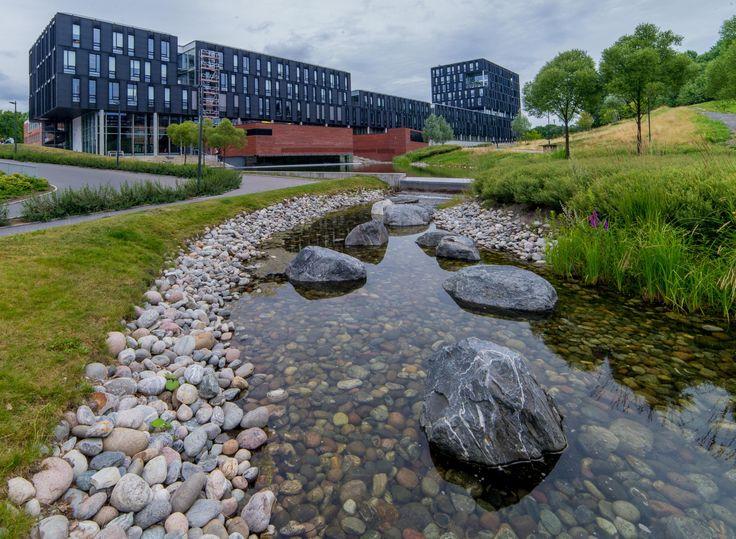 Ole-Johan Dahls Hus in Oslo by Aziz Nasuti on 500px