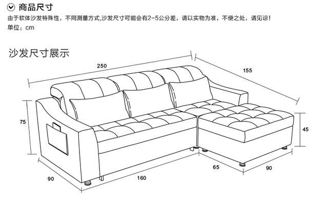 Online Shop Fabric Sofa Bed With Storage Living Room Furniture