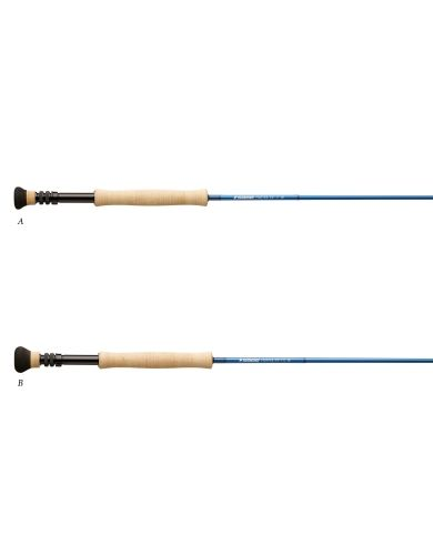Anglers looking for performance & affordability in a saltwater specific fly rod should look no further than the Sage Motive Series.