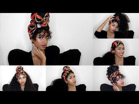 10 Ways to Tie A Silk Head Scarf   Adelynn Hair Magazine  #Adelynn #Hair #Magazi…   – Head Band