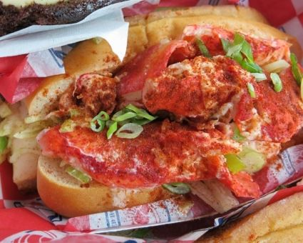 Red Hook Lobster Pound's Lobster Roll Recipe