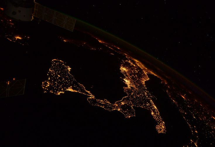 Italy's first female astronaut shares her ISS journey on Flickr