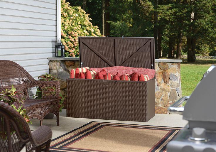 Outdoor Storage Deck Box