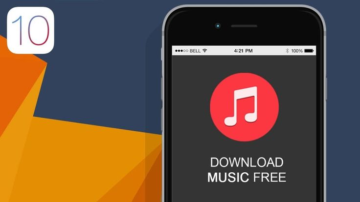 How To DOWNLOAD MUSIC On iPhone iOS 10.2 100% Free, Pemanent, NO JB/PC [...
