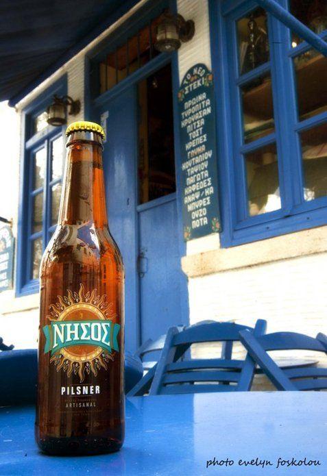 Νήσος, ασημένια καλύτερη Pilsner στον κόσμο!