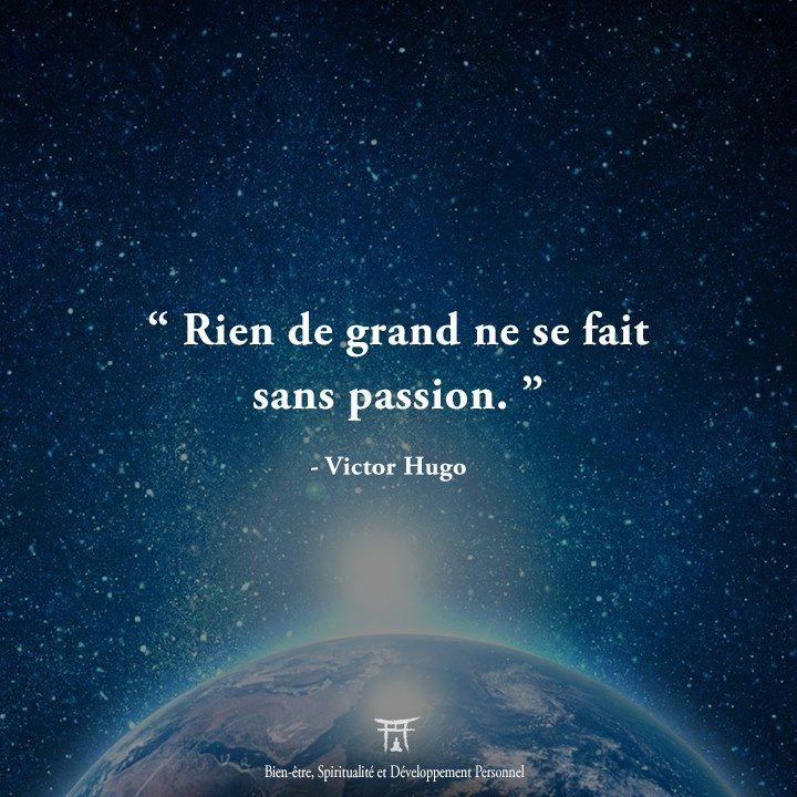 Victor Hugo citation
