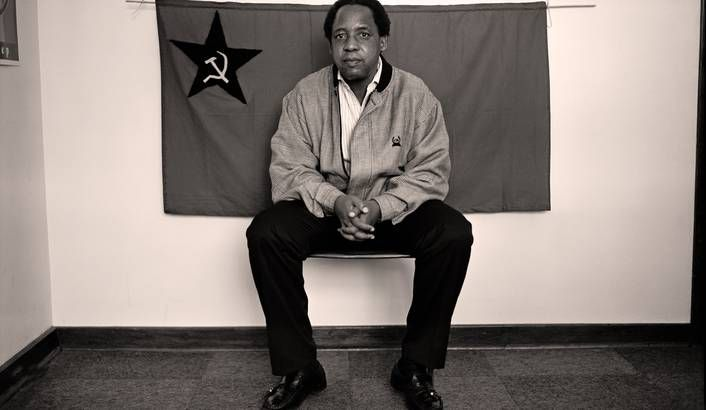 Photo: Chris Hani.