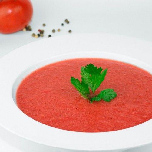 Gazpacho de fresas para #Mycook http://www.mycook.es/receta/gazpacho-de-fresas/