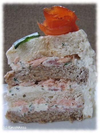 Lohivoileipäkakku | Kinuskikissa - Suomen suosituin leivontayhteisö