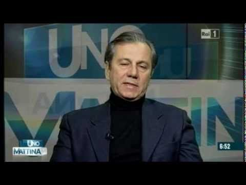 Nicola Lauricella, direttore del Parco d'Orleans a Uno Mattina