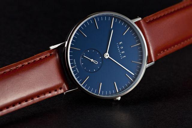 上質なレザーで大人の男性らしい腕に。革ベルトの腕時計 ブランド