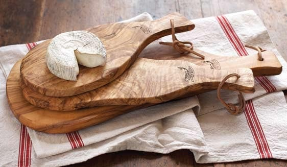 Wildly Delicious Olivewood Boards