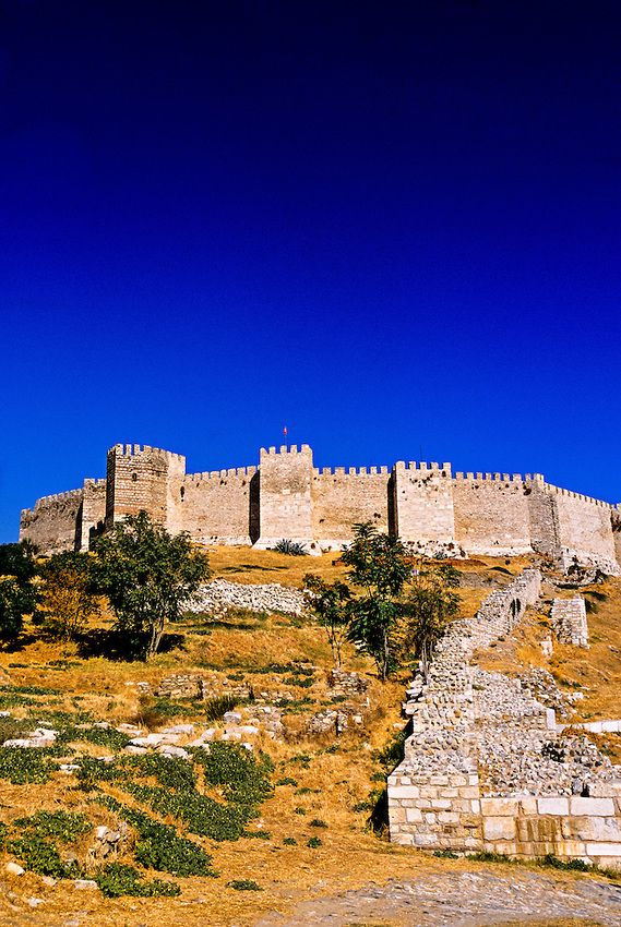 Castle of St. John - Selcuk, Turkey