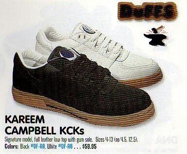 Kareem Campbell KCKs