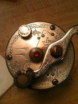 NICE ONE...Old Vintage Engraved JC ...