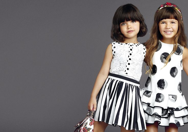 Dolce & Gabbana Children Summer Collection 2015
