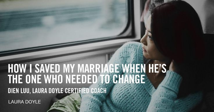 One relationship coach explains how she stopped arguing and started laughing again with her husband.