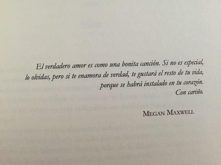 Sígueme la corriente. Megan Maxwell