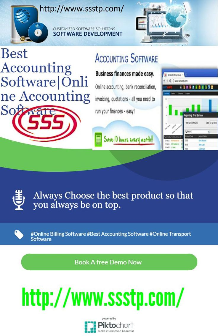 Here is the best accounting software with online accounting software at 20% discount book your free demo now. Make your business working fast and fully accurate now with our leading product in market to give you accounting with all new features of all time now.