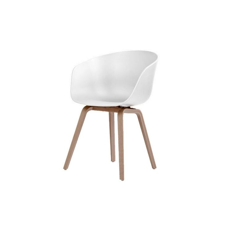 HAY - Silla About a Chair AAC22 roble barnizado Decora tu alma, 245,63 €
