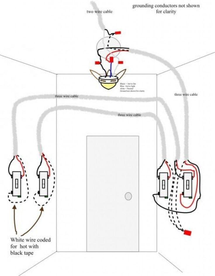 Wiring diagram for ceiling fan switch wiring diagram way