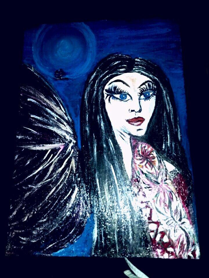 Fairy Portrait 2   8.5.2916