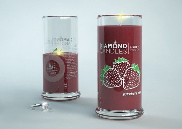diamond candle rings | Diamond Candle Giveaway - Donna's Deals and More